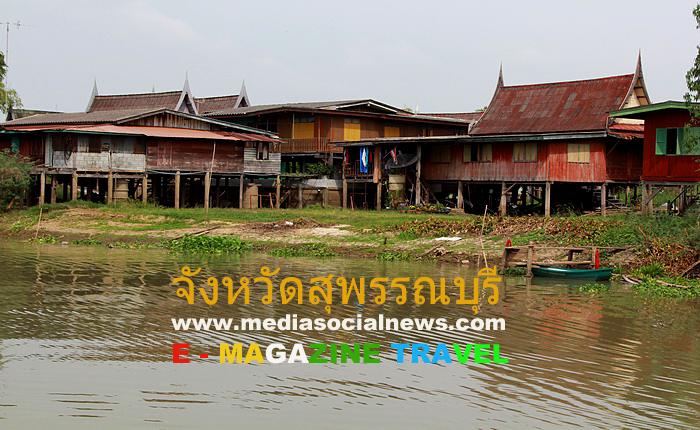 บ้านแหลม สุพรรณบุรี