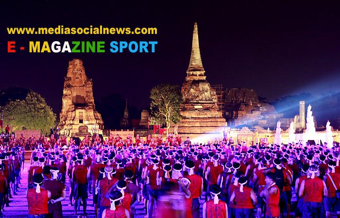ไหว้ครูมวยไทยโลก World Wai Kru Muay Thai Ceremony
