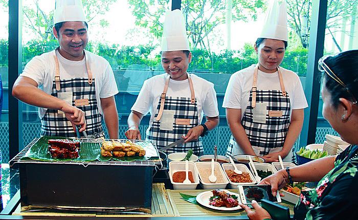 เทศกาลอาหาร Mlive Food Market ครั้งที่ 2 แมริออท