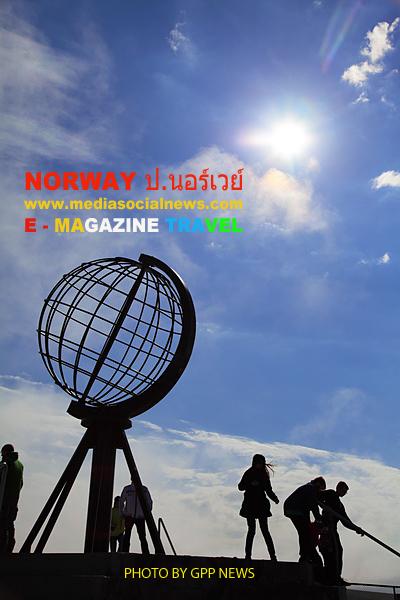 NORWAY NORDKAPP นอร์เวย์ นอร์ทเคป