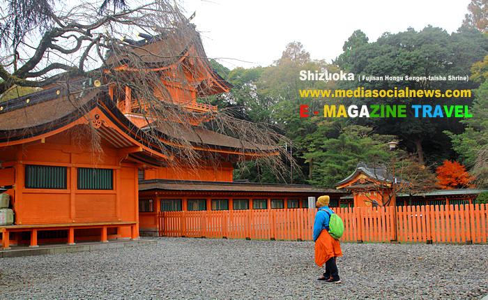ศาลเจ้า ฟูจิซัง ฮันกู เซนเกน-ทาอิชา ( Fujisan Hongu Sengen-taisha Shrine)