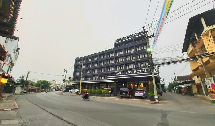 โรงแรม Taris Art Hotel จังหวัดแพร่