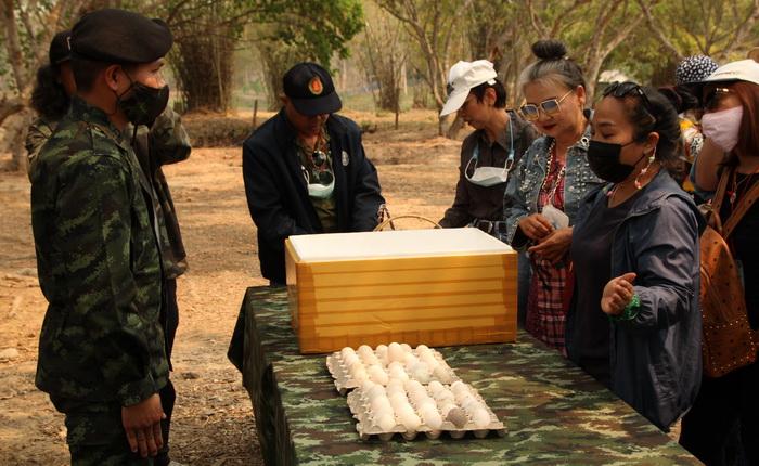 ทหารพันธุ์ดี มทบ.๓๔ ค่ายขุนเจืองธรรมิกราช มณฑลทหารบกที่ 34 พะเยา