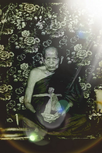 หลวงพ่อเคน สุขวัฒฺโน วัดถ้ำเขาอีโต้ จ.ปราจีนบุรี